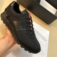 moda sapatos casuais flats venda por atacado-High-end personalizado sapatos Casuais de luxo genuíno marca de couro de moda de lazer respirável de alta qualidade sapatos baixos preto azul homens sapatos