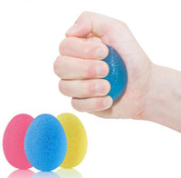 Wholesale power ball exercise for sale - Group buy Fitness Hand Therapy Balls Exercises Stress relief Squeeze Ball Home finger wrist Exercise Kits Hand Grips Hand Exercise Balls Power Ball