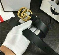 guter ledergürtel für männer großhandel-cinturones para mujer mens männer oder frauen frauen gute qualität Neueste Mode herren frauen Ledergürtel