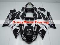 zx6r benutzerdefinierte großhandel-Hohe Qualität Neue ABS-Motorradverkleidungen 100% fit für Kawasaki Ninja ZX6R 636 2005 2006 ZX-6R 05 06 Karosserie-Set Custom-Fahrradverkleidung WEST