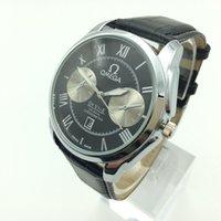 marques de montres de luxe haut de gamme achat en gros de-lHaut-haut de gamme luxe nouvelle montre pour homme tourbillon calendrier haute qualité top marque de luxe pour hommes grande montre à cadran marque