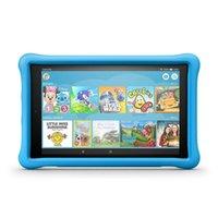 tablet yeni ekran toptan satış-Yeni Yangın HD 10 Çocuk Sürümü Tablet 10.1 1080p Full HD Ekran 32GB Mavi-Pembe