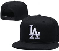 колпачки оптовых-2019 Лос-Анджелес Snapbacks шляпы мужские Snapback шляпа новый LA лето Snapback Cap спортивные шапки оптом 02