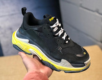 Wholesale star sneakers for women resale online - Paris FW Fashion Luxury Designer Women Shoes Dad Shoes Triple S FW Sneakers for Men Women Spring Street Couples Star Show Daddy Shoes