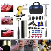 автомобильные тяговые инструменты оптовых-Новый автомобильный покрасочный вмятина для ремонта вмятин кромки двери Removel Hammer Dent Lifter Pull Tab Tool Tool