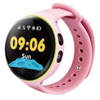 ingrosso orologi dello specchio a specchio-GPS Smart watch Nuovo smart touch screen touch screen a specchio 3D intelligente telefono voce micro chat bambino