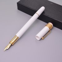 Wholesale art limited online - Luxury Heritage Series th Anniversary Limited Edition Spider Web Fountain Pen Office Write Brand MB Black Ink Pens
