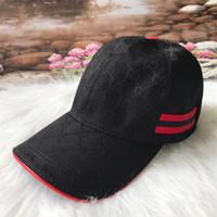 iplik şapkaları toptan satış-Yeni Erkek Kadın Mektuplar Işlemeli Beyzbol Şapkası Kavisli Fatura Ipliği erkekler kadınlar için güneş şapka