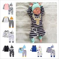 c9836e8103e54 baby boy christmas outfit newborn 2019 - Vêtements de bébé Garçons  Vêtements de Noël Ensembles de