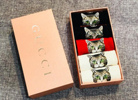 Avec la boîte célèbre Chaussettes de lettres Nouveau Coton Chaussette Été Automne Ajusté Marque Design Invisible Serpent G lettre Bateau Chaussettes