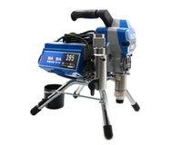 piston electrico al por mayor-Profesional eléctrica sin aire pulverizador de pintura PISTON Pintura de la máquina 390 395 con 2200W fábrica de motores vender directamente