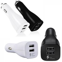 Wholesale rapid fast charger for sale – best Fast Quick Rapid Charger Dual Usb Car Charger Auto Power Adapter For Samsung Galaxy s6 s7 edge s8 s10 note htc android phone pc mp3