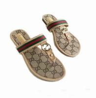 sandalen schuhe für kinder großhandel-Marke 2019 neue Frau Kinder Mode Strand Schuhe Sandalen Damen Hausschuhe Sommer neue beiläufige Hausschuhe Flache Sandalen versandkostenfrei