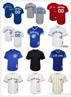 jay azul venda por atacado-Juventude das mulheres dos homens Toronto #Majestic alternativo Royal Flex base autêntica coleção Custom Baseball Jerseys Blue Jays