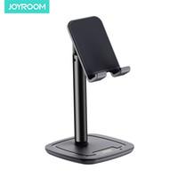 Wholesale cell phone stands for desk for sale – best JOYROOM Cell Phone Desk Stand Holder JR ZS203 Height Adjustable Desktop Phone Holder for All Mobile Smart Phone Tablet Display