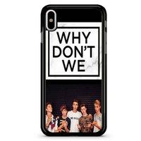 iphone 5s galaxie hülle großhandel-Details über den Schnitt Warum wir nicht telefonieren für iPhone 5s 6s 6plus 6splus 7 7plus 8 X Samsung Galaxy S6 S7E S7E9 S9