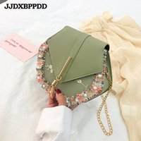 Wholesale stereo handbags for sale - Group buy Women Fashion Stereo Flowers Shoulder Bag Ladies Small Vintage Tote Bag Purse Chain Handbag Messenger Clutch for Girls