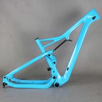 carbon-fahrräder großhandel-Kundenspezifischer Lackabstand 17.5