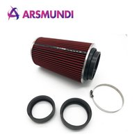 Wholesale universal intake piping for sale - Group buy Car High flow Automobiles Filters Air Filter Air INTAKE Universal mm MM MM Intake High Power