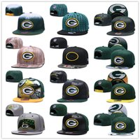 Wholesale bay sports resale online - 3D Embroidery Green Bay Football Rugby Cap Mother s Day FORTY Adjustable Packers Hat Leisure Sport Cap