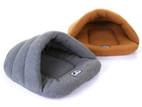 Wholesale tent beds for dogs for sale - Group buy Cute Colorful Washable Dog Sleeping Bed House Doghouse Warm Cat Beds Basket Couch Sofa Kennel Tent For Small Medium Dogs Cats