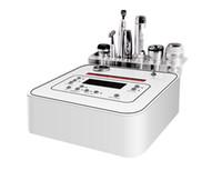 elektroporasyon iğne ücretsiz mezoterapi makinesi toptan satış-Elitzia ETJK097 Cilt Güzellik Yüz Bakımı 7 1 Elektroporasyon İğnesiz Mezoterapi RF Elmas Mikrodermabrazyon Güzellik Makinesi