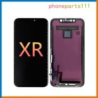 outils d'assemblage iphone achat en gros de-100% LCD d'origine pour iPhone XR Ecran Tactile Digitizer Ecran Complet Assemblage Pièces De Rechange avec Outils Gratuits Expédition DHL