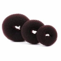 bollos de rosquilla al por mayor-Moda mujer Magic Shaper Donut anillo del pelo Bun haar accesorios Lady Styling Tool pinzas para el cabello accesorios