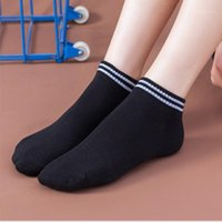 Wholesale womens sock for sale - Group buy Summer Solid Color Socks Fashion Comfortable Short Sports Socks Fashion Designer Famale Socks Womens