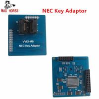 herramientas de trabajo mitsubishi al por mayor-XHORSE VVDI MB NEC Adaptador de llave Trabaja en conjunto con la herramienta VVDI M B BGA TOOL Fast shipping