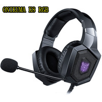 Wholesale shopping games for sale - Group buy Pop2019 China Strong North Entity Shop K8rgb Head Wearing Type Pc Computer Luminescence Game Headset