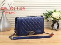 Wholesale genuine brand name handbags for sale - Group buy 2019 styles Handbag Famous Designer Brand Name Fashion Leather Handbags Women Tote Shoulder Bags Lady Leather Handbags Bags purs