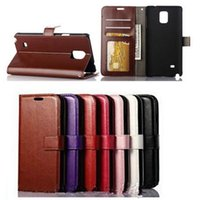 Wholesale id holder flip wallet for sale – best For iPhone Plus S S Vintage Retro Flip Stand Wallet Leather Case With Photo Frame ID Card Holder