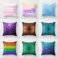 Wholesale colorful throw pillows for sale - Group buy Colorful Pillowcase Cushion Soft Printed Throw Pillow Case Irregular Pattern Cushion Cover Home Car Sofa Decoration Style HH7