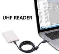 Wholesale demo software for sale - Group buy 860 MHZ UHF Desktop Reader USB uhf RFID Reader Writer ISO18000 B C for Access Control System For Access Control SDK demo software