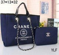 sutyen kullanarak toptan satış-Chanel Bayanlar Kore versiyonu yeni vahşi yıkanmış deri çanta çok amaçlı çift kullanımlı omuz yumuşak deri sırt çantası ücretsiz kargo