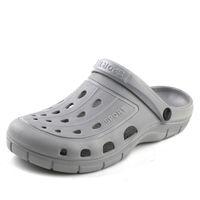 Wholesale big bottom sandals for sale - Group buy Dropshipping Summer Men s Garden Clogs Slippers EVA Casual Fashion Soft Bottom Sandals for Men Men Lightly Slipper Mule Big Size