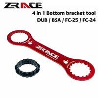 4 In 1 Bottom Bracket Wrench Tool , Compatible with SRAM DUB, SHIMANO BSA   FC-25   FC-24, CNC AL7075 DUB-BSA TOOLS