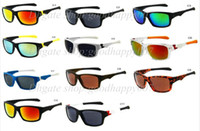 Wholesale sunglasses color order for sale - Group buy Luxury man woman sunglass Outdoor cycling sports sunglasses googel glasses Mix order
