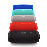usb spdif achat en gros de-Haut-parleur Bluetooth anti-éclaboussures JBL charge 3 haut-parleurs bluetooth plug-in puissance mobile double membrane radio portable DHL sans frais
