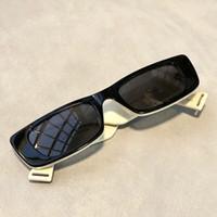 pequeños lentes de sol hombres al por mayor-0516 nuevo gafas de sol para las mujeres los hombres protección UV especial diseñador de las mujeres de la vendimia pequeño cuadrado del marco de calidad superior libre viene con el paquete 0516S