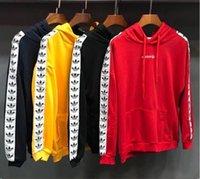 hip hop kleidung mit kapuze großhandel-Neue Designer Hoodies Männliche Sweatshirts Designer Pullover Sweatshirts Langärmelige Marke Männer Hoodie Mit Kapuze Tops Kleidung Hip Hop Streetwear