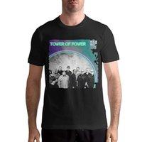 tour de musique achat en gros de-Janeth M Shannon La populaire chemise à manches courtes Music Band Black pour hommes