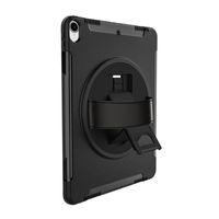 ручные стенды оптовых-Для iPad Pro11 2018 ipad 12.9 2018 Гибридный 3 в 1 Планшетный чехол Крышка подставки на 360 градусов Вращающийся флип Подставка для ПК Ручные ремни Розничная коробка 1шт