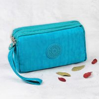 Wholesale girls pocket money bag for sale - Group buy Women Casual Clutch Bag Lady Canvas Purse Cards Key Coin Money Bags Girls Wallet Hand Bag Travel Make Up Tote Bags Purses Pocket