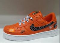ingrosso usura dei modelli-Le classiche scarpe da uomo Air Force low-cut indossano scarpe da ginnastica antiscivolo e antiscivolo