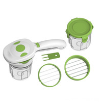Wholesale nicer dicer kitchen resale online - 5 in Other Kitchen Dining Bar Kitchen Dining Bar Magic Nicer Quick Stainless Steel Vegetable Dicer Chopper in MultiFunctional Ki