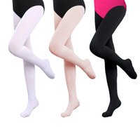 leggings strumpfhosen füße großhandel-Frauen Mädchen Erwachsene Nahtlose Ballett Strumpfhosen Ballett Strumpfhosen Mikrofaser Tanzstrümpfe Übung Kleidung Ballettgamaschen mit Fuß 80D 90D D