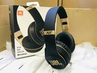 Wholesale top wireless sport headphones resale online - Top Quality JBL LIVE650BTNC headphone wireless bluetooth noise reduction headphones sports headphones With Box