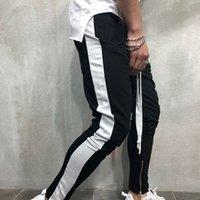 Men Casual Joggers Pants Fitness Sportswear Tracksuit Bottoms Sweatpants  Trousers Pantalon Hombre Male s Hip Hop Streetwear Pant 1d17b244d731